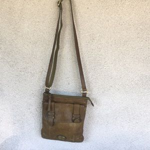 Fossil crossbody purse used